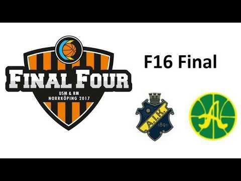 F16 Final AIK Basket - Alvik Basket