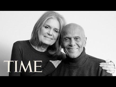 Gloria Steinem & Harry Belafonte: Still Carrying A Torch   TIME