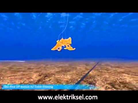 Denizden Kablo Çekimi Nasıl Yapılır - Elektriksel.com