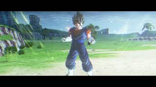 Having Fun with Vegito and Gogeta Voice Clips in Xenoverse 2  / 90 Subscribers Special Pt 1