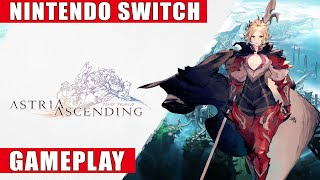 Astria Ascending Switch gameplay