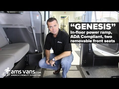 Able2Go Genesis Conversion Quick-look | AMS Vans