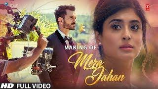 Gajendra Verma | Mera Jahan Making | Kritika Kamra | T-Series