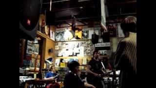Matt Pond PA - KC - 4-1-2005, Live at New World Records in Buffalo NY