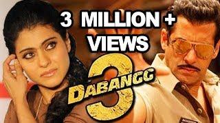51 Interesting Facts : Dabangg 3 (2018) |  | Salman Khan, Kajol, Sonakshi | T-series width=