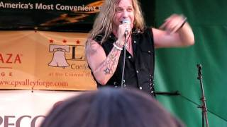 Ted Poley-bang bang (danger danger)