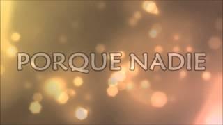 PRESENCE - NADIE COMO TÚ (Lyric Video)