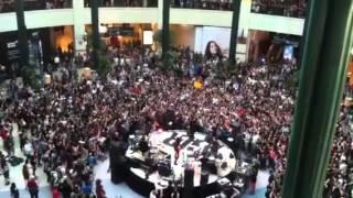 Agir live Centro comercial Colombo