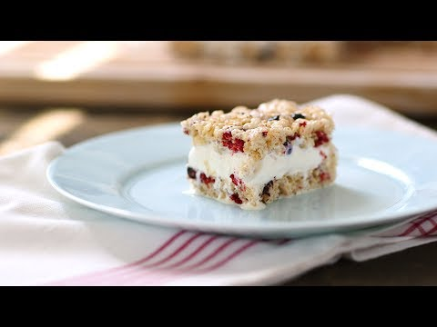 Fourth of July Rice Krispie Treats- Everyday Food with Sarah Carey