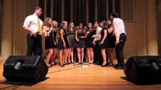 Come Together/Dig it Up Mashup (The Beatles/Holes) - Vital Signs A Cappella Spring '14