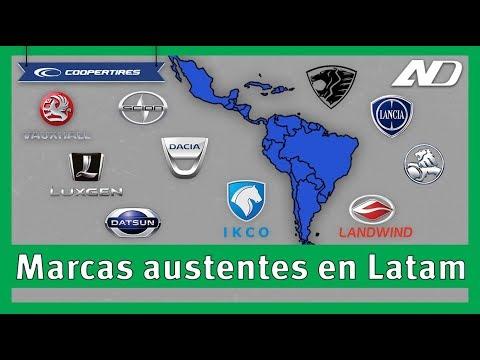 Marcas de autos que no encontramos en Latino américa - Aprende Dinámico con Cooper Tires