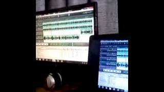 Arcangel ft El Mecia La Voz Autentika 2014