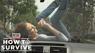 How to Survive a Getting Hit by a Car, According to a Professional Stuntwoman width=