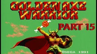Golden Axe Warrior (Sega Master System) Part 15 - Exploring Altorulia, Aires, Labyrinth 9