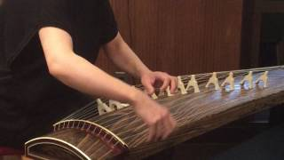Traditional Japanese Koto Song
