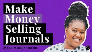 Ways To Make Money In 2019 Selling Journals   #makemoneyonline