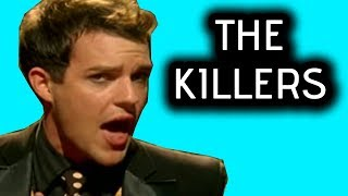 Somebody Told Me but Brandon Flowers keeps breaking his back (The Killers) (PARODY) [2017]