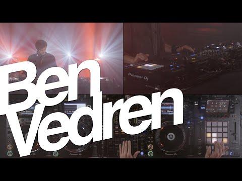 Ben Vedren - DJsounds Show (2018)