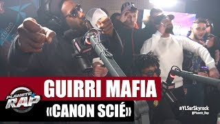 """Guirri-Mafia Solda & Djiha - Freestyle """"Canon scié"""" #PlanèteRap"""