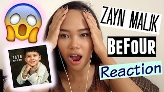 Zayn - BeFoUr Reaction
