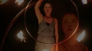 Milena Marra - FIRE HULA HOOP (Sourone - Purity Circle)