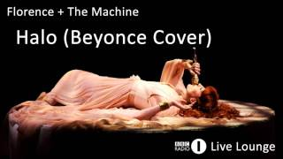 Halo - Florence + The Machine - Live Lounge (Beyonce Cover) | High Quality (HD)