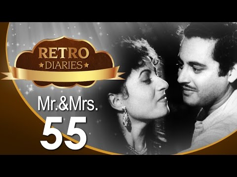 The Story Of Mr. & Mrs. '55 [1955] | Guru Dutt, Madhubala | Retro Diaries