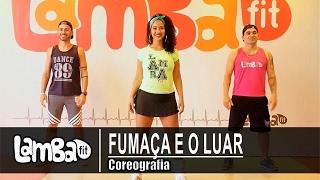 MC Livinho - Fumaça e o Luar - Coreografia Lambafit - Aula