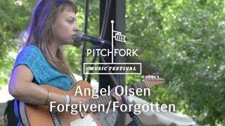 """Angel Olsen - """"Forgiven/Forgotten"""" - Pitchfork Music Festival 2013"""
