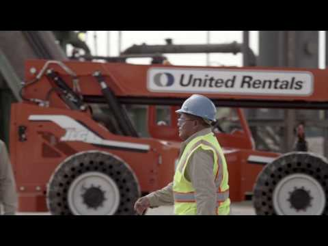 United Rentals Management Meeting Video