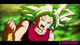 Ultra Instinct Goku Vs Super Saiyan 2 Kefla AMV (ICON Jaden Smith)