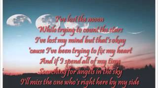 SayWeCanFly-I've Lost The Moon Lyrics
