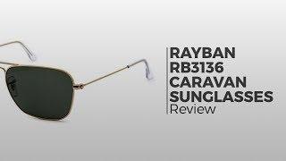 Ray-Ban RB3136 Caravan 001 Sunglasses Gold   SmartBuyGlasses New Zealand b8ac485fc6