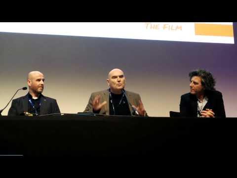 Antonio Saura talks about 'Buñuel en el laberinto de las tortugas'