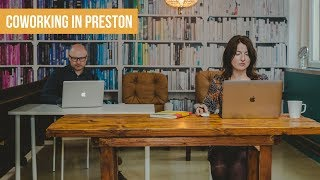 COWORKING IN PRESTON - SOCIETY1