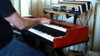 Clavia Nord C1 A Whiter shade of pale,Procol harum