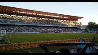 Primeiro partido 2014-2015: himno do Celta (4K)