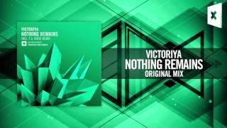 Victoriya - Nothing Remains (Original Mix) Amsterdam Trance/RNM