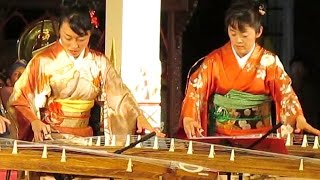 KOTO Concert - Awesome Japanese Classical Music Instrument - Kecapi Jepang [HD]