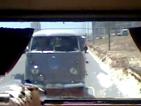 VW Campervans near Table Mountain2.mp4
