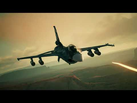 ACE COMBAT™7  SKIES UNKNOWN Mission 6 Long day Replay Full No Commentary Nvidia RTX HDR