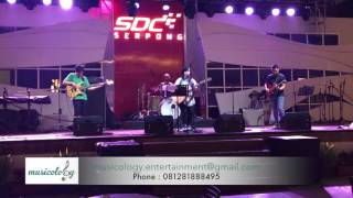 Musicology Band - Love Yourself (Cover) Live at SDC Serpong