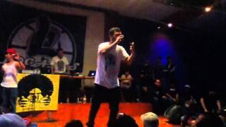 """Sharif en Guadalajara Mexico - """"Inspiración (Acapella)"""" / (2011)"""