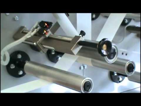 Bant Ağda Üretim Makinası - Strip Wax Production Line
