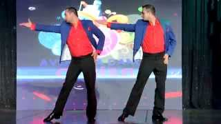 Salsa y Control at Aventura Dance Cruise 2014