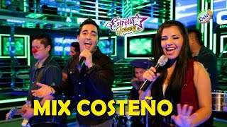 MIX COSTEÑO ESTRELLA Y TOMMY VIDEO OFICIAL PRIMICIA 2015 HD