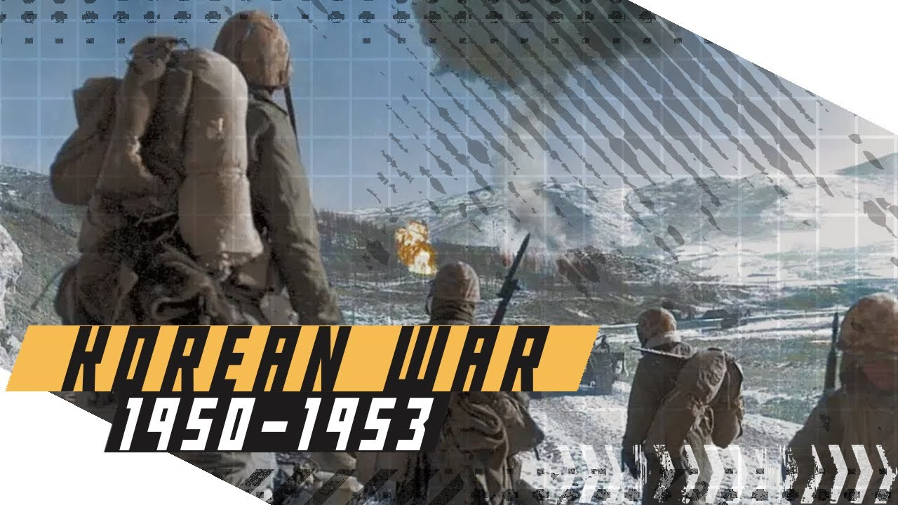 Korean War 1950-1953 - The Cold War - Documentary