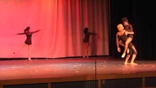 divergent themed dance choosing dauntless