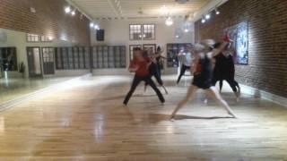 Tango de Roxanne - Moulin Rouge Choreography by Pi DuVal