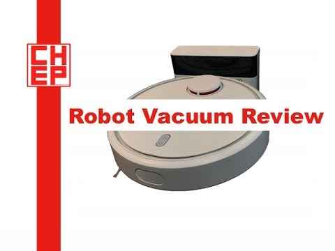 Xaiomi Mi 1st Generation Robot Vacuum Review for Workshop